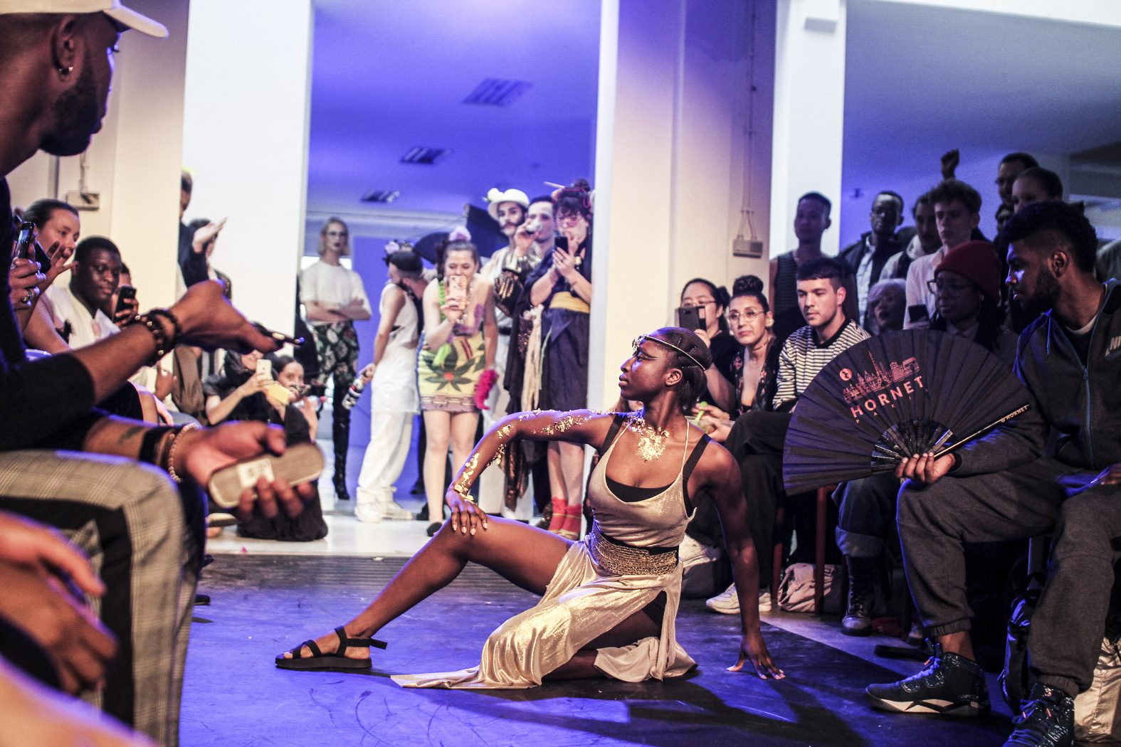 In 2018 The Grey Space hosted Utopia Ball x Fashion Show by Yamuna Forzani